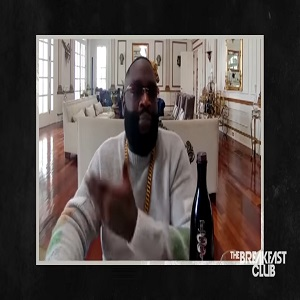 Rick Ross talks Drake - Kanye beef and more on The Breakfast Club