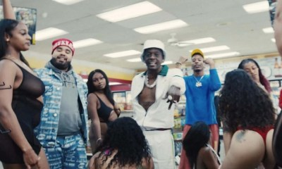 Rucci and AzChike Hoodrat music video