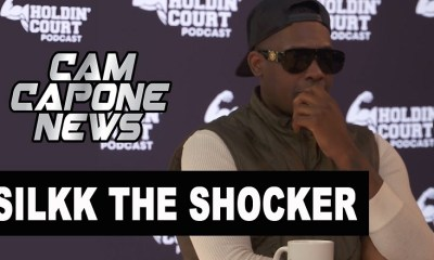 Silkk The Shocker talks C-Murder and Master P with Cam Capone