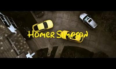 Soulja Boy Homer Simpson music video