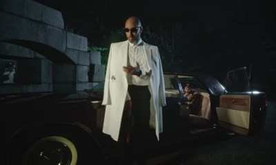 Swizz Beatz and Ronald Isley If I Should Die Tonight music video