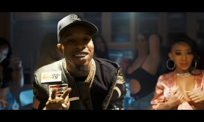 Tory Lanez reportedly heading back to jail, for a long time, due to unintentionally violating restraining order Megan Thee Stallion has against him
