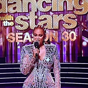 Tyra Banks gets clowned over the braids in her hair, during Dancing With The Stars season premiere