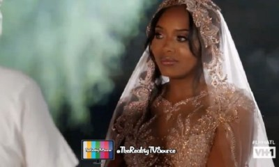 Yandy and Mendeecees renew their wedding vows