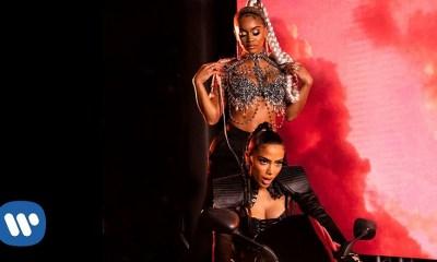 Anitta Faking Love music video