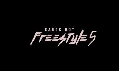 Eladio Carrión Sauce Boy Freestyle 5 music video