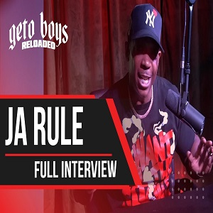 Ja Rule talks Verzuz, Scarface getting a kidney, history with Jay-Z and DMX, overcoming adversity, and more with Geto Boys
