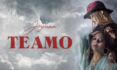Jaylann Te Amo music video