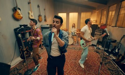 Jonas Brothers Who's In Your Head music video