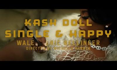 Kash Doll Single & Happy music video