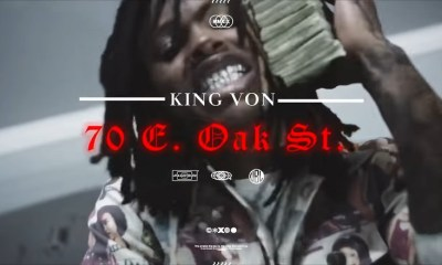 King Von 70 E. Oak Street music video