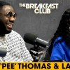 Lakeyah talks QC, rising to fame, female rap, and more on The Breakfast Club