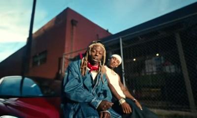 Lil Wayne and Rich The Kid Feelin' Like Tunechi music video