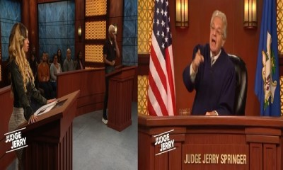 MariahLynn appears on Jerry Springer's Judge Jerry