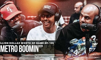 Metro Boomin talks making hits and more on Million Dollaz Worth of Game