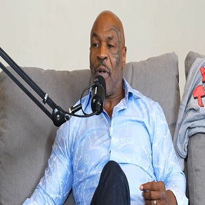Mike Tyson talks boxing career, cannabis business, with Full Send Podcast