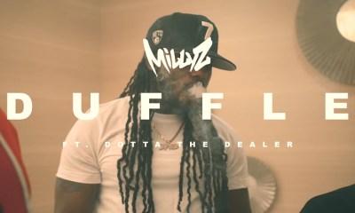 Millyz Duffle music video
