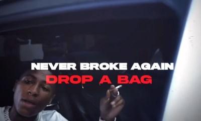 NBA Youngboy Drop A Bag music video