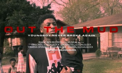 NBA Youngboy Out The Mud music video