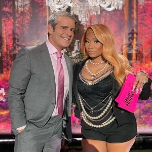 Nicki Minaj is co-hosting The Real Housewives of Potomac reunion show
