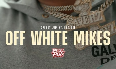 Offset Jim Off White Mikes music video