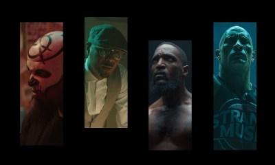 Tech N9ne Face Off music video