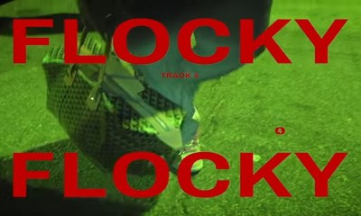 Travis Scott Flocky Flocky music video
