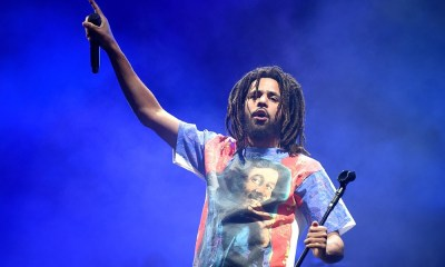 J. Cole Says He's Done Doing Features