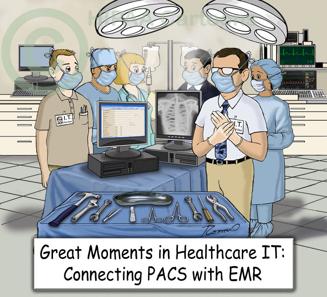 Cartoon-IT-Techs-in-OR-Join-PACS-EMR_emr139
