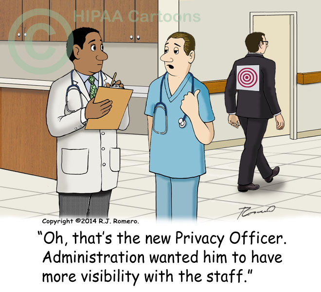 Cartoon-Nurse-tells-doctor-FPO-with-target-on-back_p154