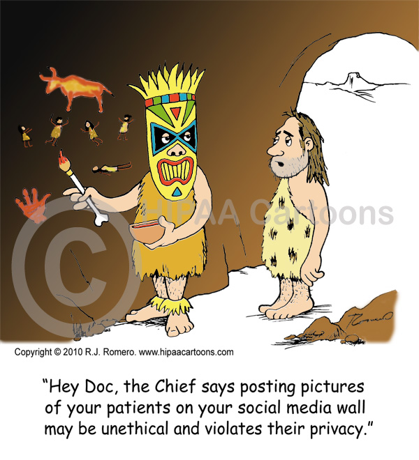 Cartoon-witch-doctor-painting-on-cave-wall-Color_p107