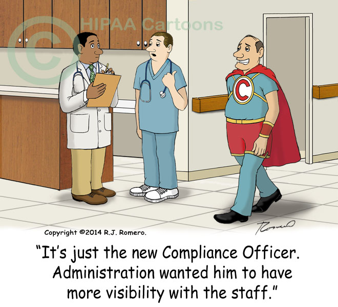 New compliance officer cartoons hipaa cartoons - Qualifications for compliance officer ...