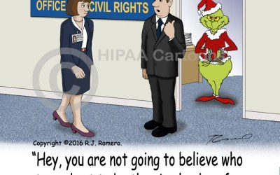 The Grinch That Stole Medical Identities