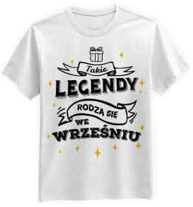 Legendy Wrzesień Biała