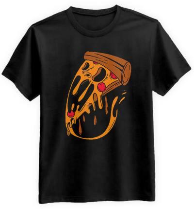 Monster-Pizza-czarna-koszulka-meska