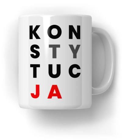 KONSTYTUCJA-Kubek-Prezent