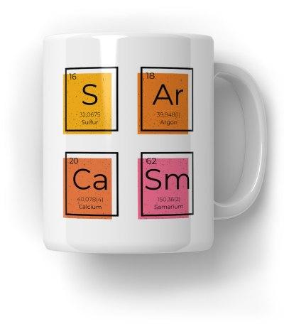 Sarcasm Chemik