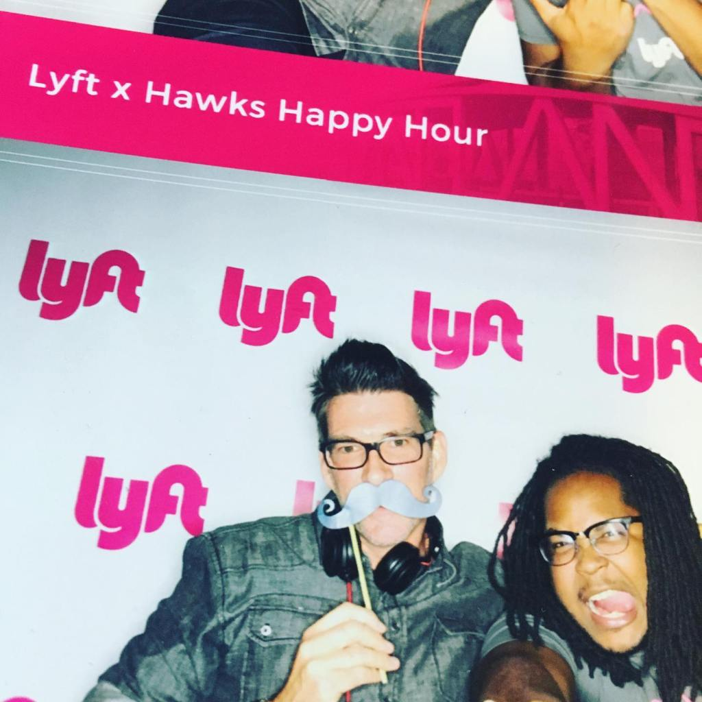 Lyft and the Hawks
