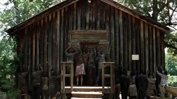"The Walking Dead Third Season Episode Seven, ""When The Dead Come Knocking"""