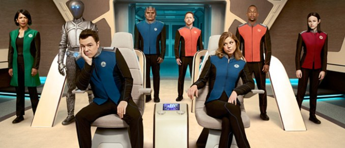 Three Funny Sci-Fi Shows to Watch in April - Amazon, FX, and
