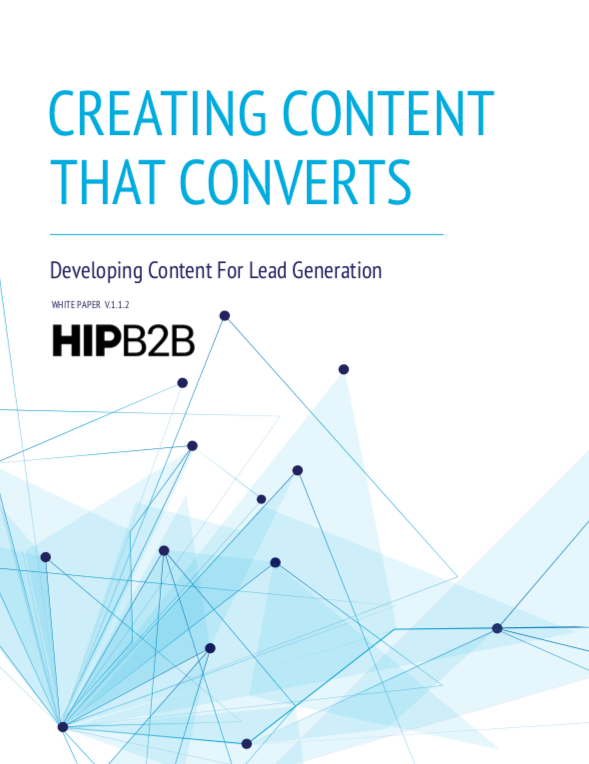 Creating Content that Converts