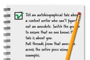 How To Pick Relevant Anecdotes In 5 Easy Steps