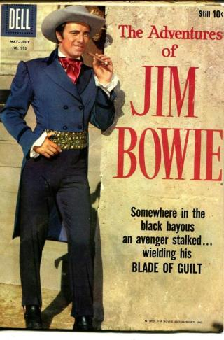 Image result for TV SERIES THE ADVENTURES OF JIM BOWIE