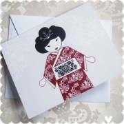 geisha-kaart