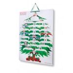 Adventkalender thee