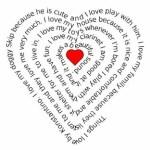 Valentijnsdag op Pinterest