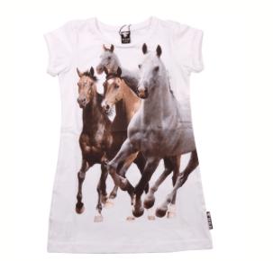 shirt wild paarden
