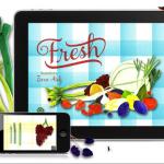 Fresh! Een app over groente en fruit