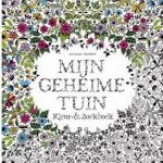 Kleur-en zoekboek: mijn geheime tuin