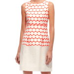 De jurk van Maxima op Koningsdag 2014